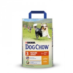 PURINA DOG CHOW Mature Adult +5 Chicken