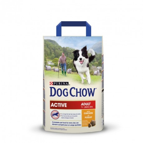 PURINA DOG CHOW Active