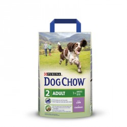 PURINA DOG CHOW Adult Lamb & Rice