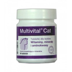 DOLFOS CAT Multivital 90tabl
