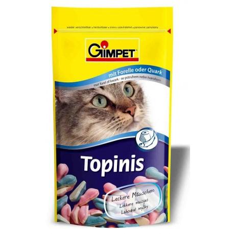GIMPET Topinis mix 50g