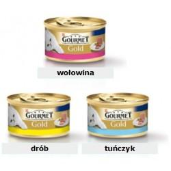GOURMET GOLD Mus 75g puszka