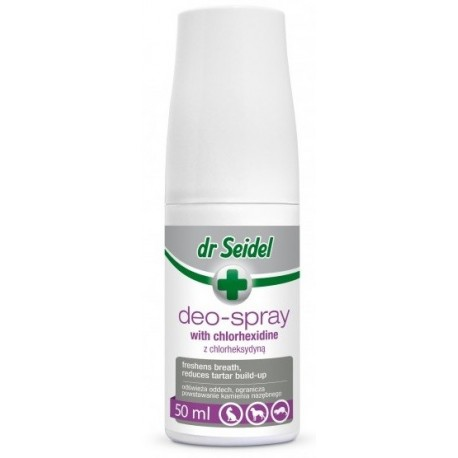 Dr SEIDEL Deo-spray 50ml