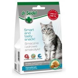 Dr SEIDEL Smakołyki hypoalergiczne dla kota 50g