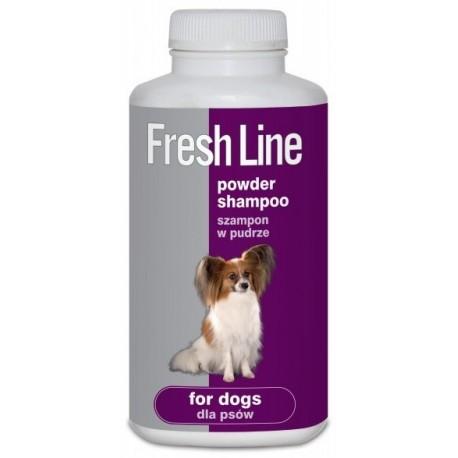 FRESH LINE Szampon w pudrze dla psa 250ml