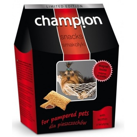 CHAMPION Smakołyki dla pieszczochów