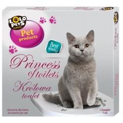 LOLO PETS Królowa toalet