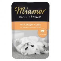 MIAMOR Ragout Royale Kitten 100g saszetka