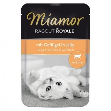 MIAMOR Ragout Kitten 100g saszetka