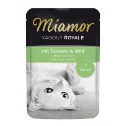 MIAMOR Ragout Royale w sosie 100g saszetka