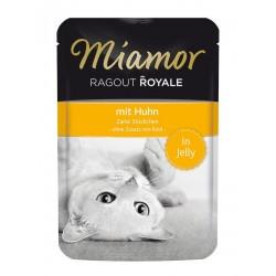 MIAMOR Ragout Royale w galaretce 100g saszetka