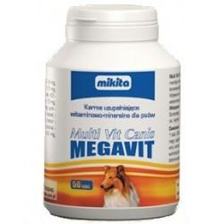 MIKITA DOG Megavit Multi Vit Canis