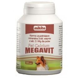 MIKITA DOG Megavit Pet Calcium