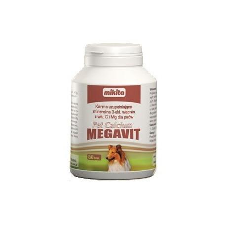 MIKITA Megavit Pet Calcium