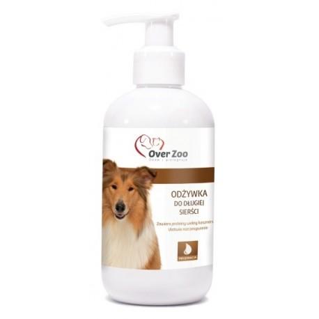 OVER ZOO Odżywka dla psów długowłosych 250ml