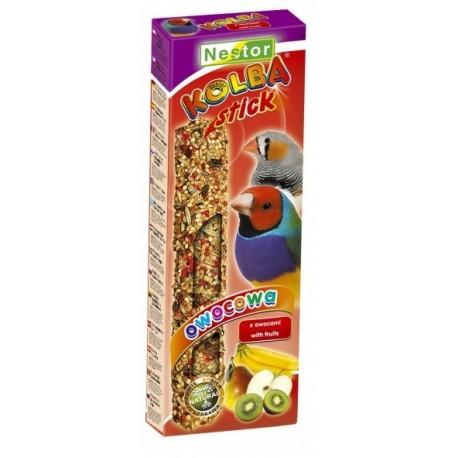 NESTOR Kolba owocowa dla ptaszków egzotycznych 2szt.