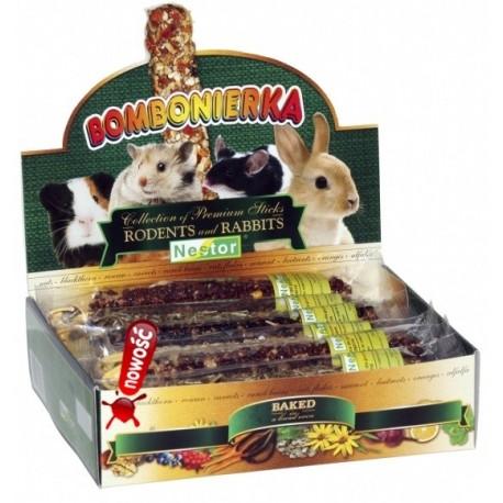 NESTOR Bombonierka premium dla gryzoni i królików 1szt.