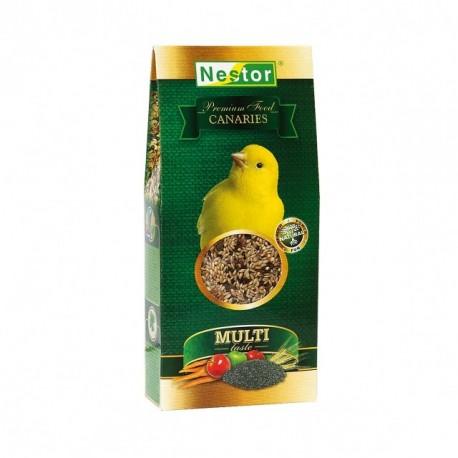 NESTOR Pokarm Premium dla kanarków 500ml