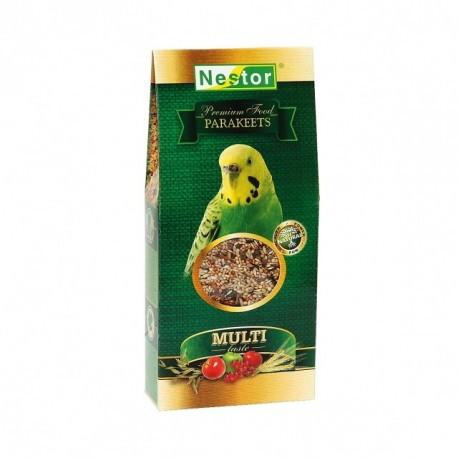 NESTOR Pokarm Premium dla małych papug 500ml