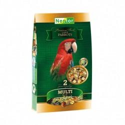 NESTOR Pokarm Premium dla dużych papug 1400ml