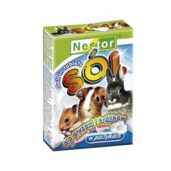 NESTOR Sól dla gryzoni i królików 170g