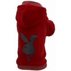 GF Bluza Bunny czerwona