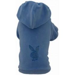 GF Bluza Bunny błękitna