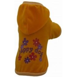 GF Bluza Happy Dog żółta