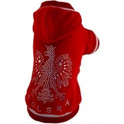 GF Bluza Polska czerwona
