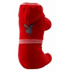 GF Dres Bunny czerwony