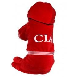GF Dres CIA czerwony