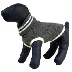 GF Sweterek szary