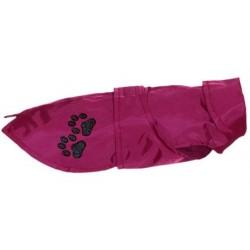 GF Peleryna przeciwdeszczowa Paw różowa