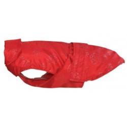 GF Peleryna odblaskowa czerwona