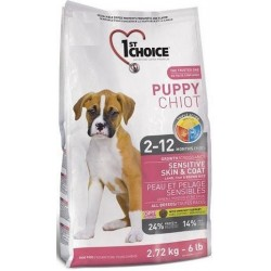 1st CHOICE DOG Puppy Sensitive Skin&Coat