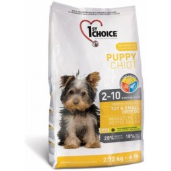 1st CHOICE DOG Puppy Toy&Small