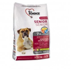 1st CHOICE DOG Senior Sensitive Skin&Coat