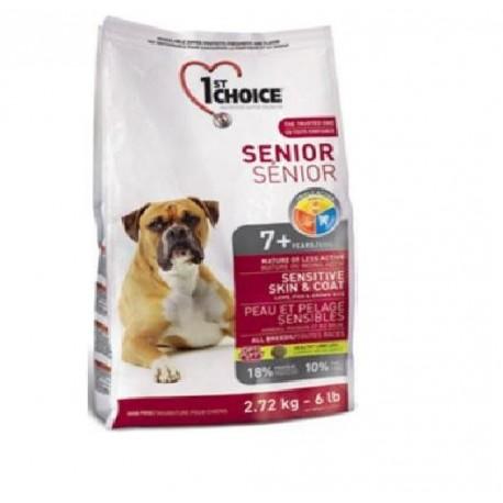 1st CHOICE DOG Senior Sensitive Skin&Coat