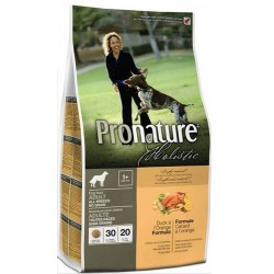 PRONATURE HOLISTIC Dog All Breeds Duck à l'Orange