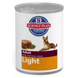 HILL'S SP CANINE ADULT Light 370g Puszka