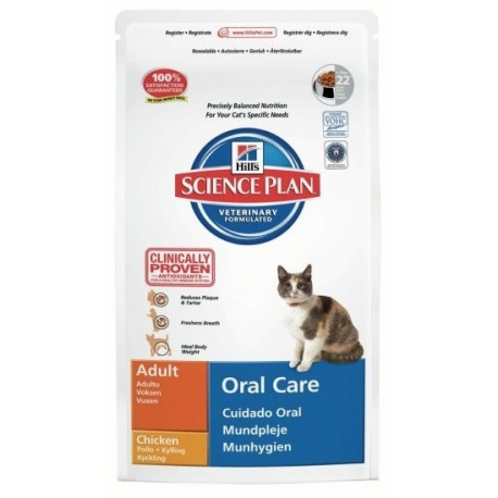 HILL'S SP FELINE ADULT Oral Care