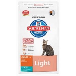 HILL'S SP FELINE ADULT Light Tuna