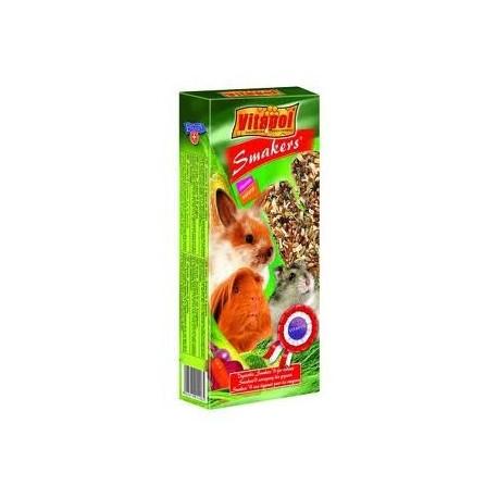 VITAPOL Smakers dla gryzoni warzywny 2szt