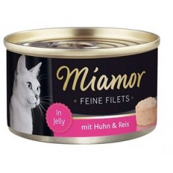 MIAMOR Feine Filets 100g puszka