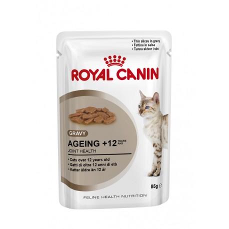 ROYAL CANIN CAT Ageing +12 w sosie 85g saszetka