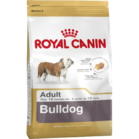 ROYAL CANIN DOG Bulldog Adult