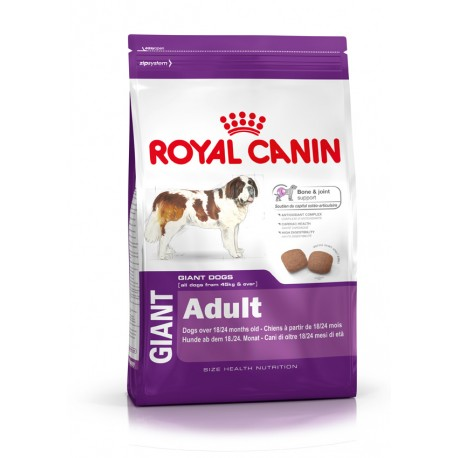 ROYAL CANIN DOG Giant Adult