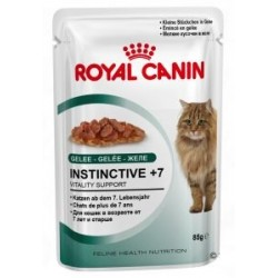 ROYAL CANIN CAT Instinctive +7 w galaretce 85g saszetka