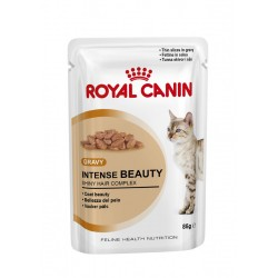 ROYAL CANIN CAT Intense Beauty w sosie 85g saszetka