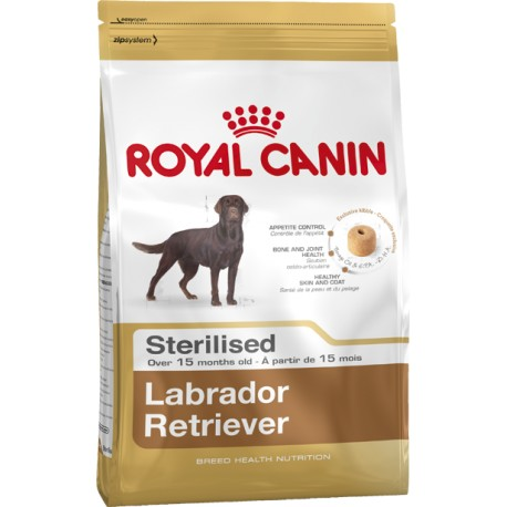 ROYAL CANIN DOG Labrador Retriever Sterilised